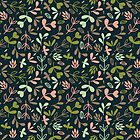 Colorful Lovely Pattern XVIV by Amir Faysal