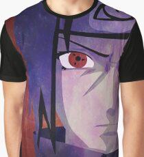 Itachi Uchiha Graphic T-Shirt