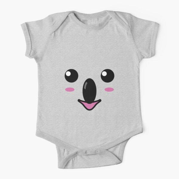 Koala cachorro (Baby Koala) Body de manga corta para bebé