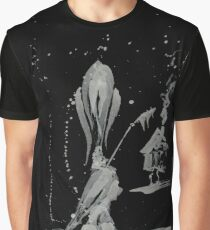 Brush and Ink - 0161 - Grandmother's House Graphic T-Shirt