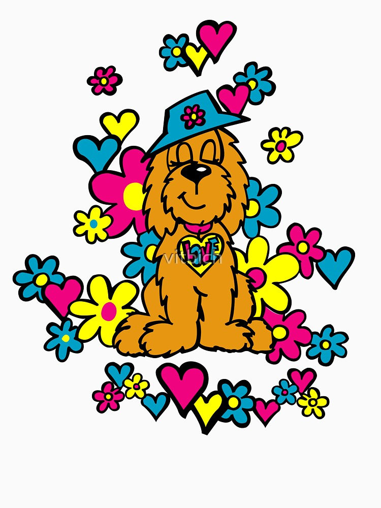 Puppy Love by vitbich