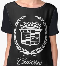 Cadillac Women's Chiffon Top
