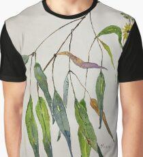Gum leaves - Botanical illustration Graphic T-Shirt