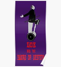 Gob and the Sword of Destiny! Poster