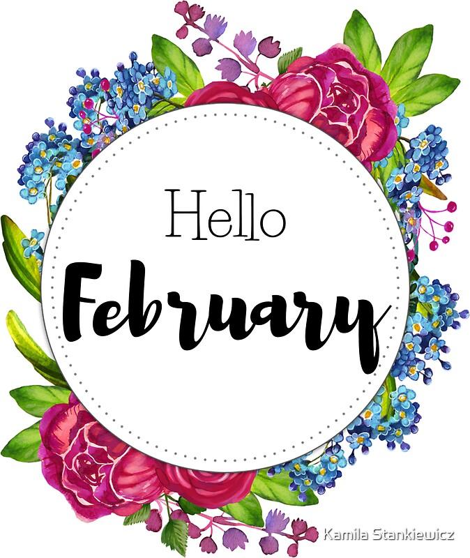 Резултат слика за hello february