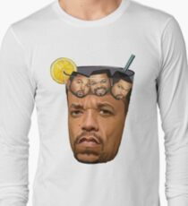 Ice T & Ice Cube Long Sleeve T-Shirt