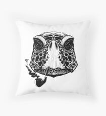 take your time Throw Pillow