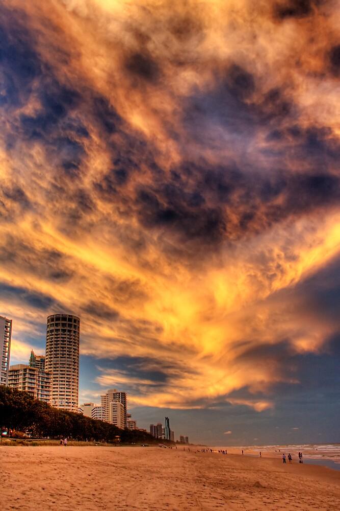 Fire In The Sky by Heath Carney