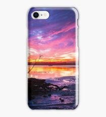 Colourful Sunrise at Cockle Bay iPhone Case/Skin