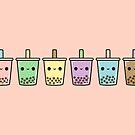 Bubble tea by peppermintpopuk
