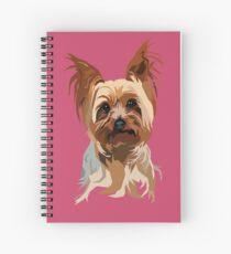 It's A Yorkie Spiral Notebook
