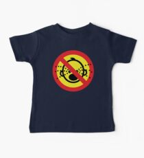 NO Cry Babies Sign Baby Tee