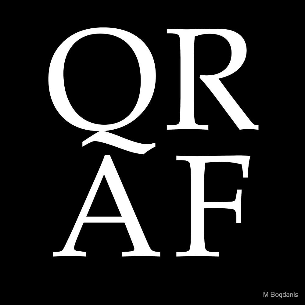 QRAF by M Bogdanis