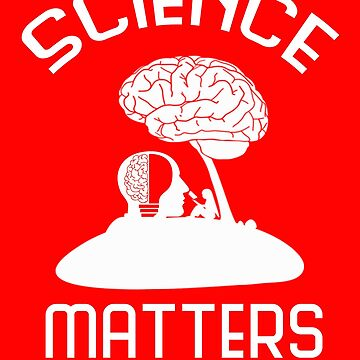 Neil deGrasse Tyson Science Matters T-shirt by goool
