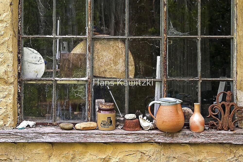 1296 Window decoration by Hans Kawitzki