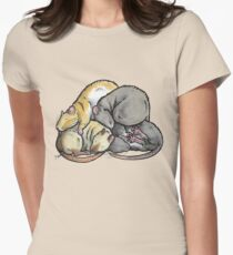 Sleeping Pile of Pet Rats T-Shirt