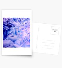 Into The Blue Postcards