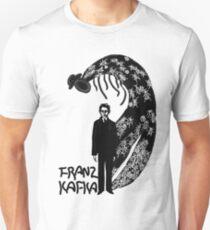 Franz Kafka bugs Unisex T-Shirt