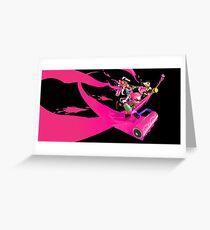Splatoon 2 Greeting Card