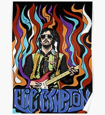 Póster Eric Clapton