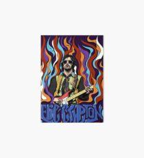 Eric Clapton Art Board