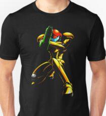 Bounty Hunter Samus Aran Unisex T-Shirt