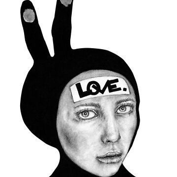 Just love by SandraBurger