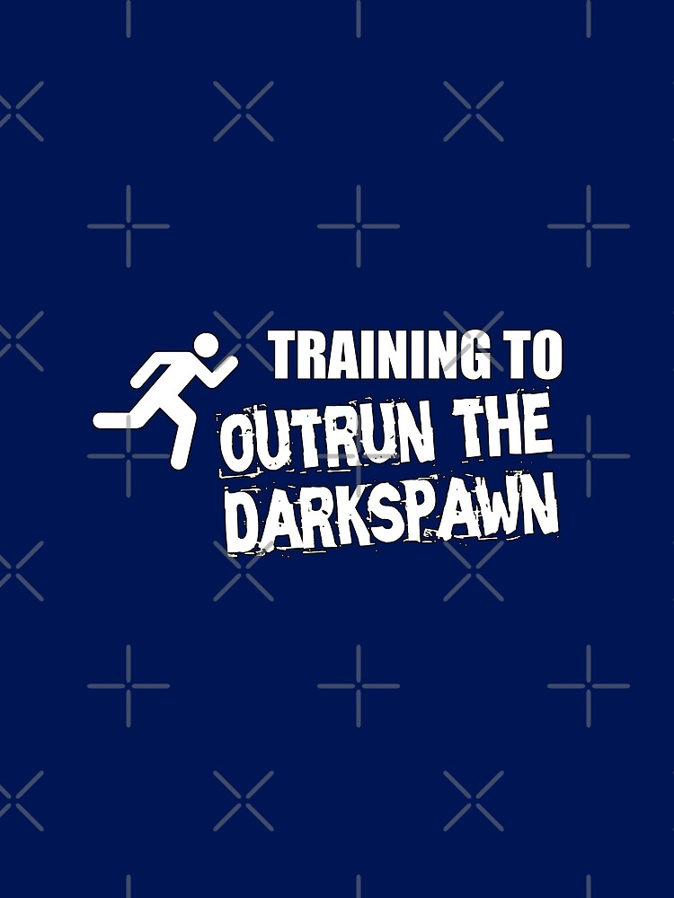 Training to outrun the Darkspawn Dragon Age by dubukat