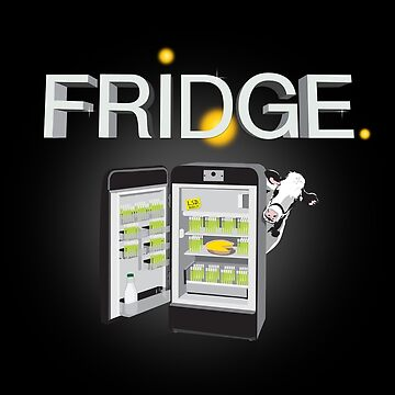 'FriDge'...The Appliance of Science! by godgeeki