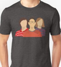 Three Alisons Unisex T-Shirt