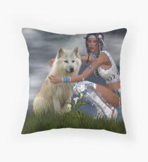 Bonded Throw Pillow