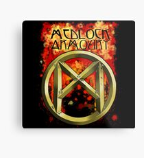 Medlock Armoury Merch #1 Metal Print