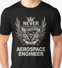 AEROSPACE ENGINEER Unisex T-Shirt