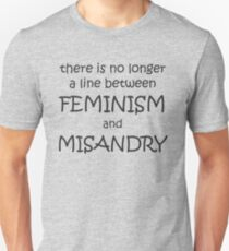 feminism vs misandry In fact, the most powerful proponent of misandry in modern internet discourse is you — specifically, your dogged insistence that misandry is a genuine, systemic, oppressive force on par with.
