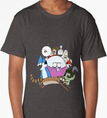 Regular Show Long T-Shirt