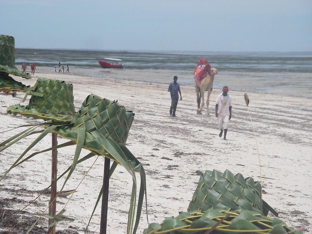 Beach Mombasa, Kenya by sunnymombasa