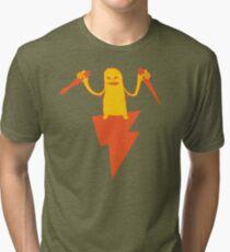Bezier Tri-blend T-Shirt