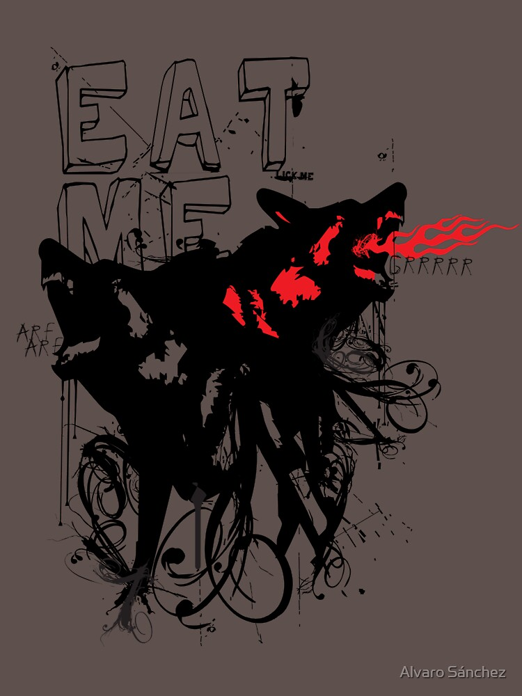EAT ME by SANCHEZISDEAD