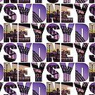 Sydney Bridge Text von sandyeates