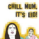 FRESH Eid Card 7 by Banarn