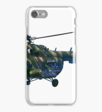 army helicopter iPhone Case/Skin