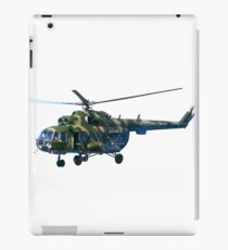 army helicopter iPad Case/Skin