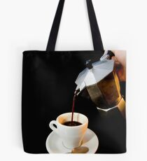 Fresh coffee for one Tote Bag