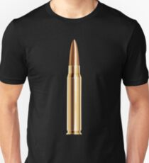 bullet merchandise Unisex T-Shirt