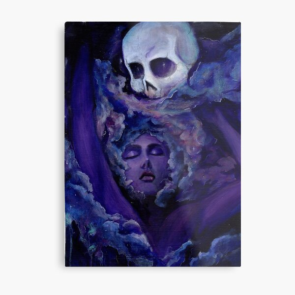 Death and the Maiden #0001 Metal Print