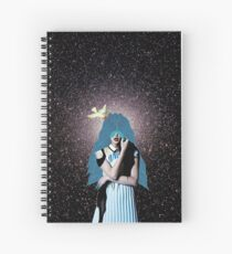 LSD Spiral Notebook