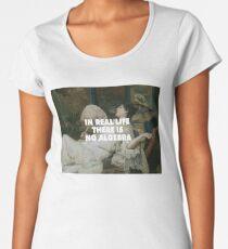 Audrey Horne Smoking Women's Premium T-Shirt