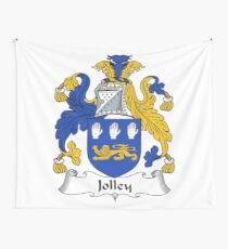 Jolly or Jolley Wall Tapestry