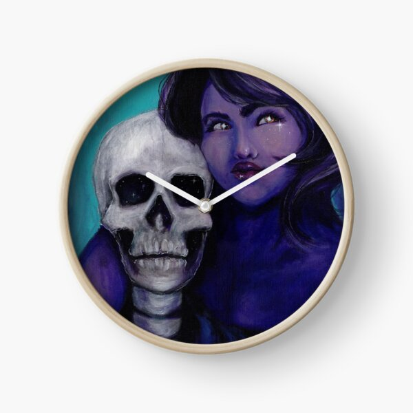 Death and the Maiden #0002 Clock