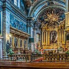 Kielce Cathedral in Poland by Tarrby